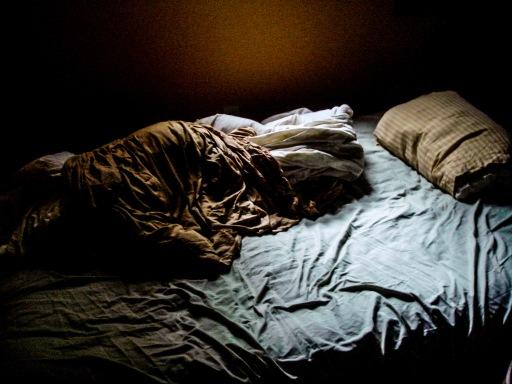 empty bed edit
