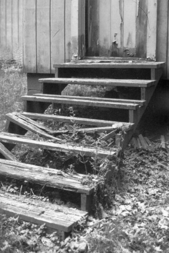 rotten steps