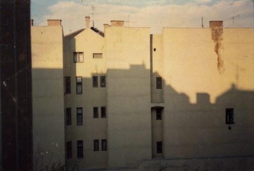 hungarian apartment building