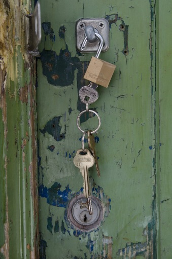 keys and lock