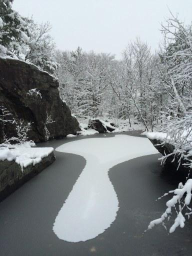 frozen gap
