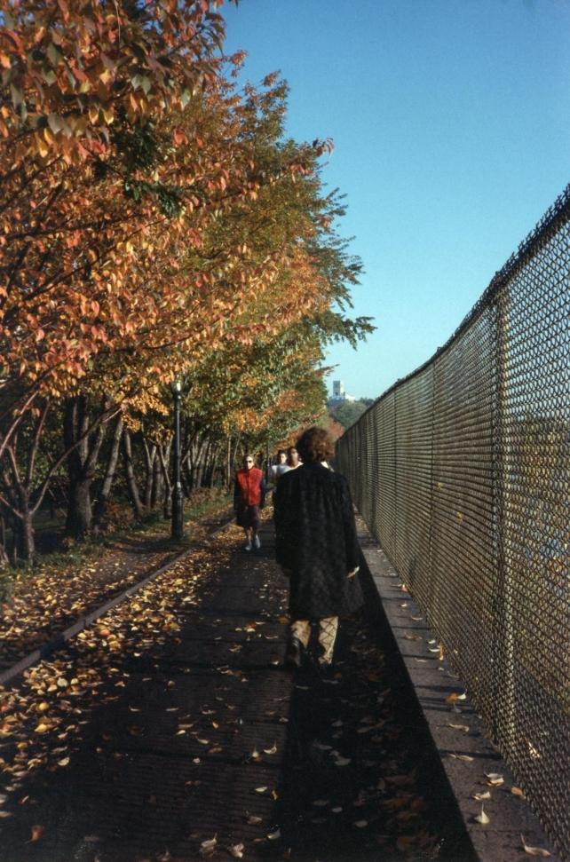 nyc reservoir walking